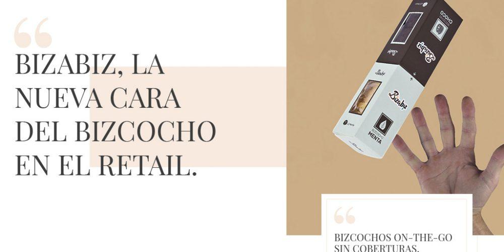 Bizabiz, la nueva cara del bizcocho en el Retail