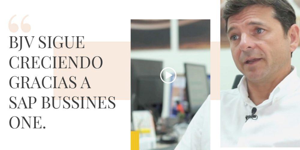Bollería BJV sigue creciendo con SAP Business One
