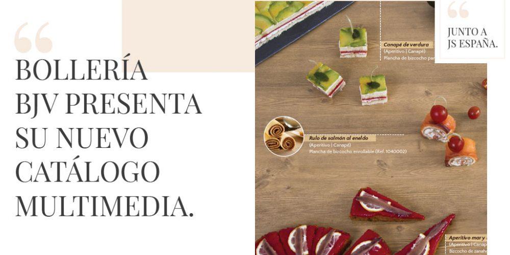 BJV presenta su nuevo Catálogo multimedia junto a JS España