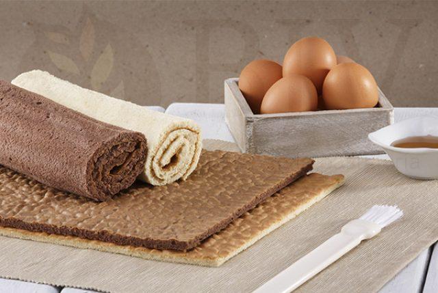 Special sponge sheet cake